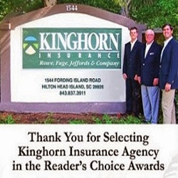 Kinghorn Insurance Hilton Head Bill Fuge