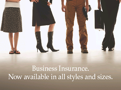 Kinghorn Insurance, Business Insurance available in all sizes