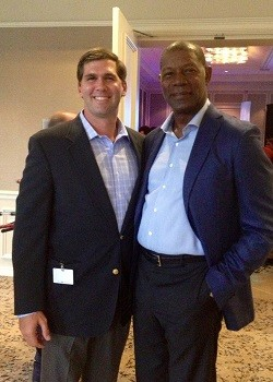 Kinghorn Insurance Hilton Head Bill Fuge, Dennis Haysbert