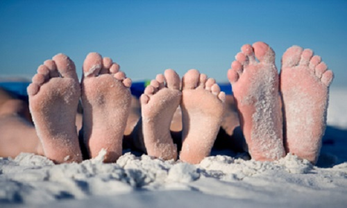 Personal-insurance-Kinghorn-Hilton-Head beach feet